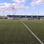Field number 5 of the FC Barcelona's Sports City Complex
