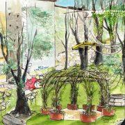 I Maestri del Paesaggio http://www.imaestridelpaesaggio.it/2016/green-square/dettaglio/Clubino-Square/?__locale=it