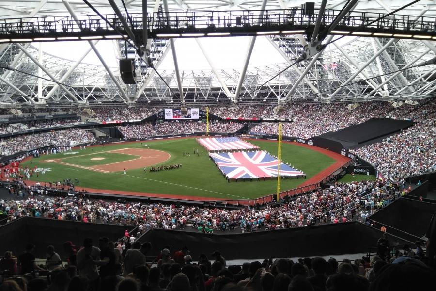 MLB Baseball at London Stadium